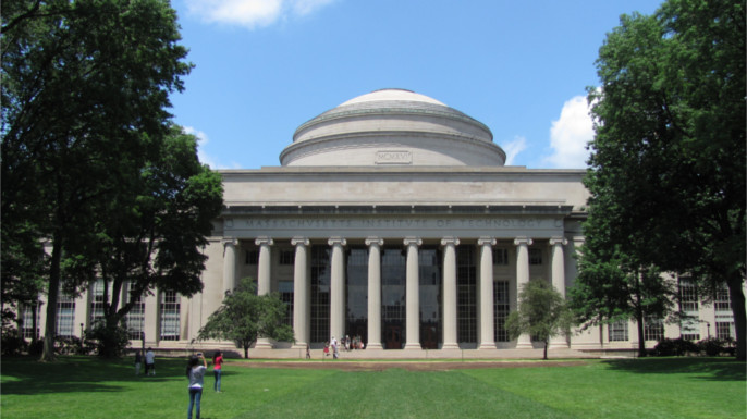 MIT Building 10 and the Great Dome