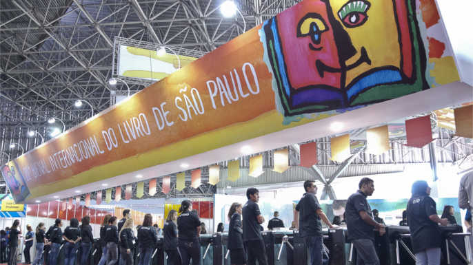 Bienal Internacional do Livro de SP