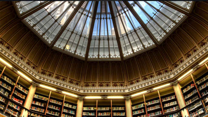 King's College London ― Biblioteca