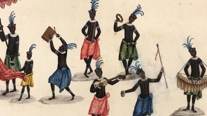 Afro-Christian Festivals of the Americas