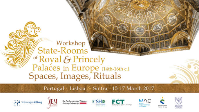 State-Rooms of Royal and Princely Palaces in Europe (14th-16th c.): Spaces, Images, Rituals