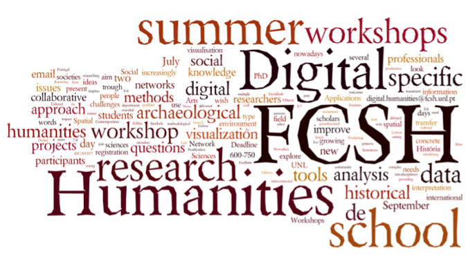 FCSH Digital Humanities Summer School