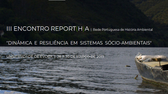 Call for panels and papers | III Encontro da REPORT(H)A -