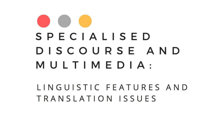 Specialised Discourse and Multimedia Conference | Lecce, Itália, nos dias 14, 15 e 16 de fevereiro de 2019