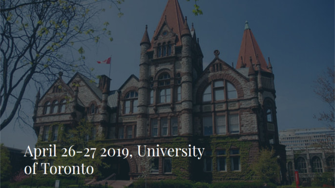 The 2nd Experimental Portuguese Linguistics Workshop will be held at University of Toronto on April 26-27, 2019.