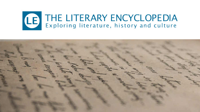CFP: The Literary Encyclopedia, Lusophone and Spanish African Literatures and Cultures