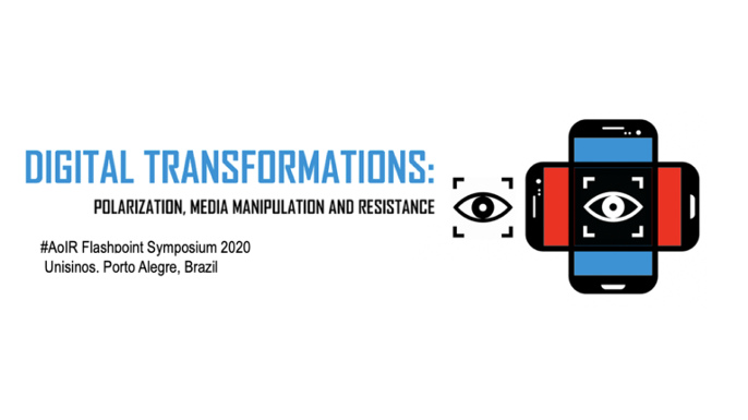 The 2020 AoIR Flash Point Symposium, will be held on 17 April 2020, at Unisinos. Porto Alegre, Brazil.