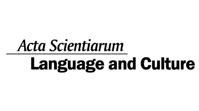 Chamada da Revista Acta Scientiarium. Language and Culture