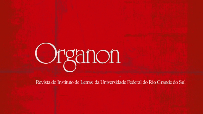 Call for papers da revista Organon, da UFRGS