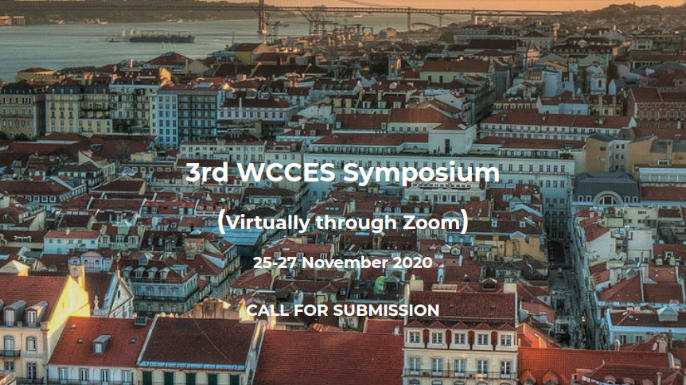 3rd WCCES Symposium (Virtually through Zoom) | Teachers, Teaching Profession, and Comparative Education