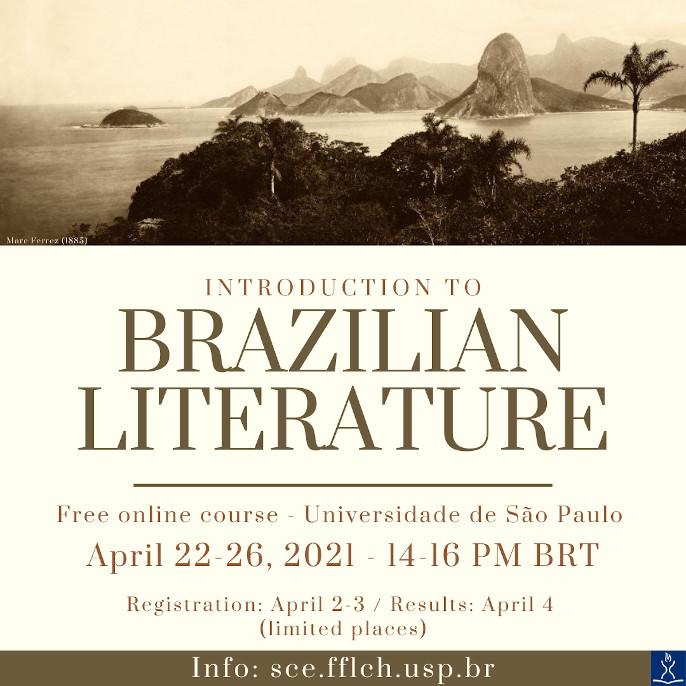 Usp Oferece Curso Online Gratuito De Literatura Brasileira Em Ingles Plataforma 9