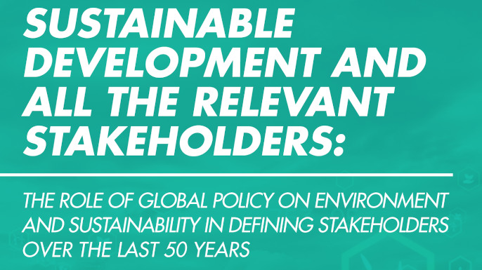 Webinar Sustainable development and all the relevant stakeholders | 20 Maio