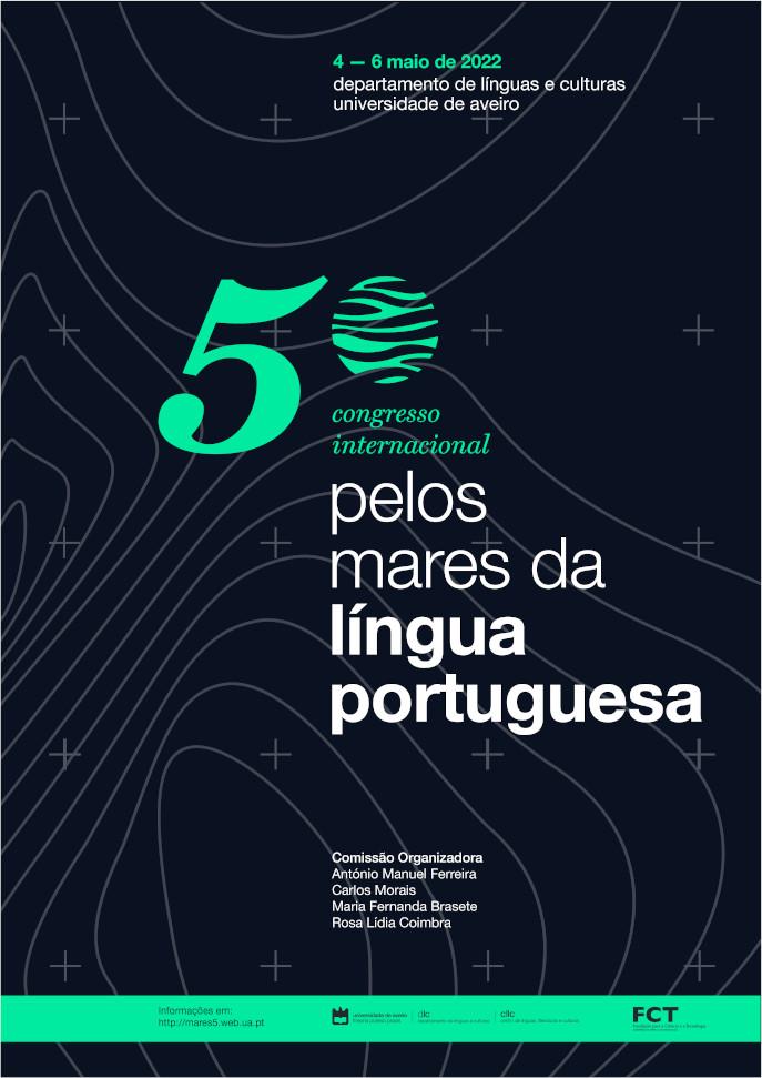 "5.º Congresso Internacional ""Pelos Mares da Língua Portuguesa"" - Plataforma  9"
